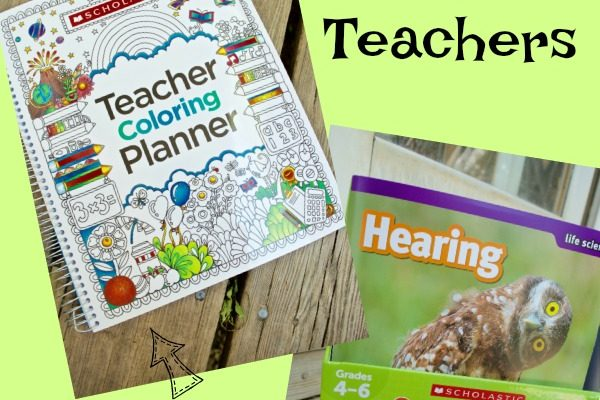 New Scholastic Products for Teachers