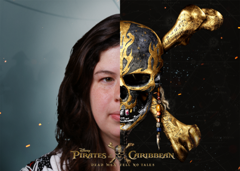 Pirates of the Caribbean Pirate Yourself