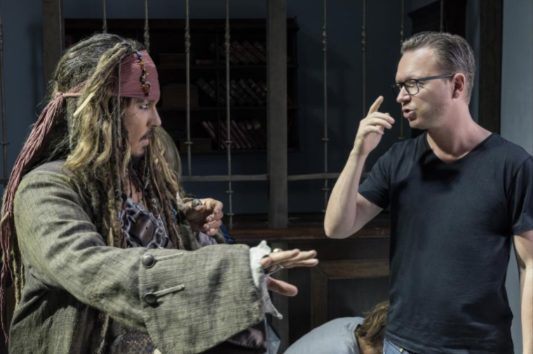 Exclusive Interview with Pirates of the Caribbean Directors Joachim Ronning & Espen Sandberg
