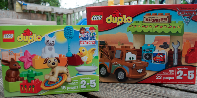 2 New LEGO DUPLO Building Sets & Why You Need Them