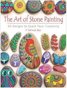 The Art of Stone Painting Design book