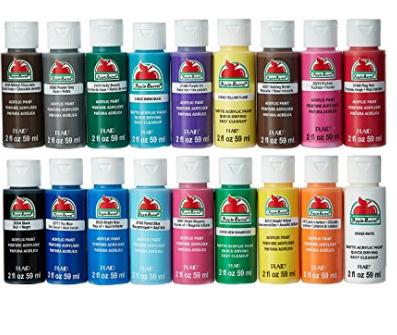 Acrylic Paint color set