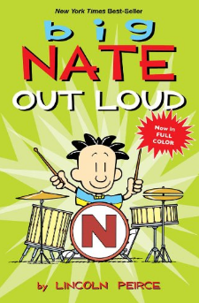 Big Nate Comic Books
