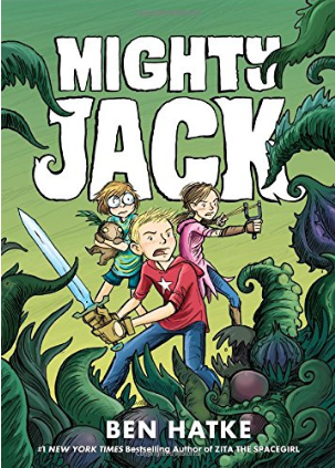 Mighty Jack Comic Books for Kids