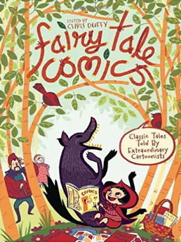 Fairy Tale Comics for Kids