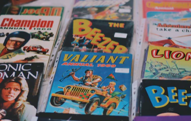 Why Good Comic Books & Graphic Novels are so Important for Kids
