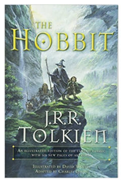 Hobbit Graphic Novel for Kids