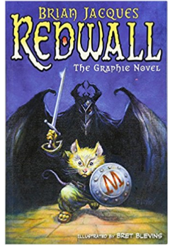 Redwall Graphic Novel for Kids