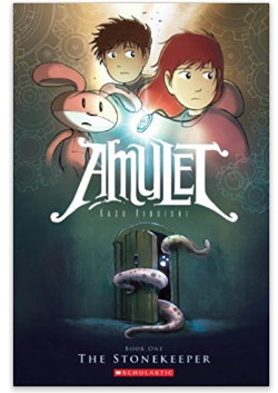 Amulet Graphic Novel for Kids