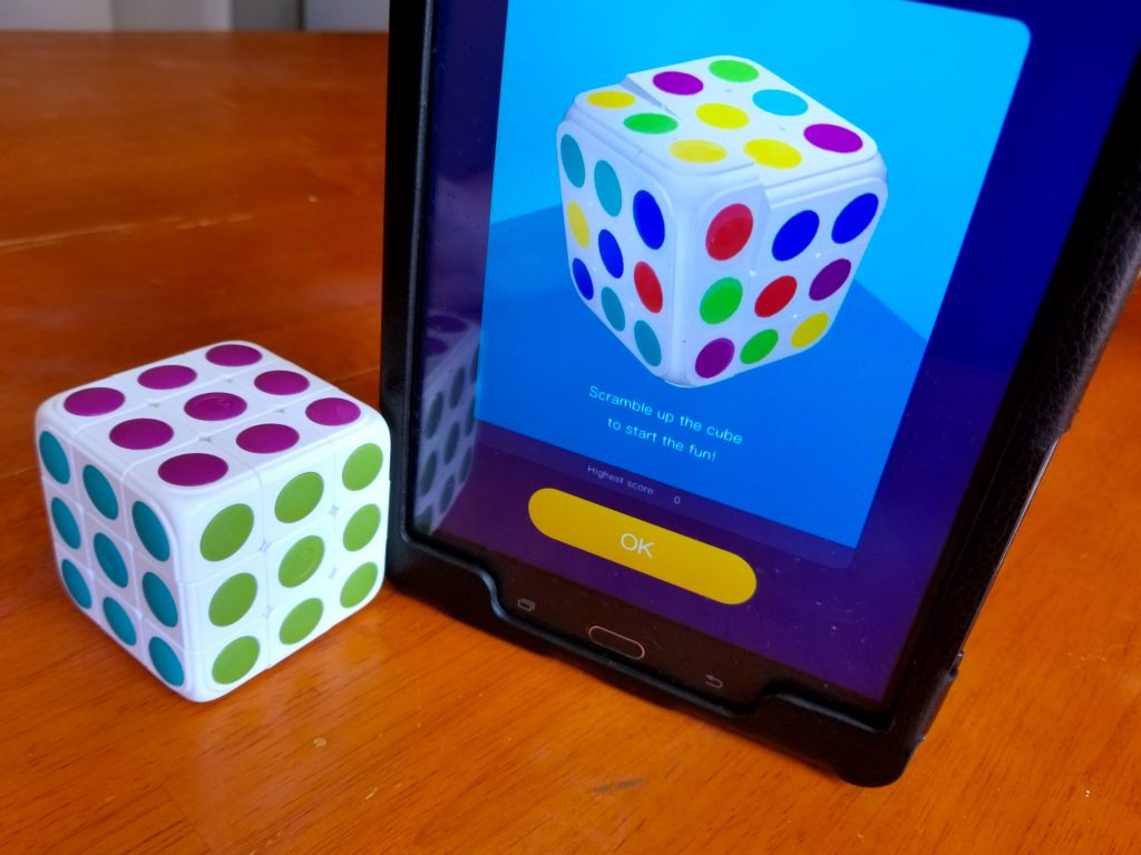 Play & Learn with Cube-tastic by Pai Technology