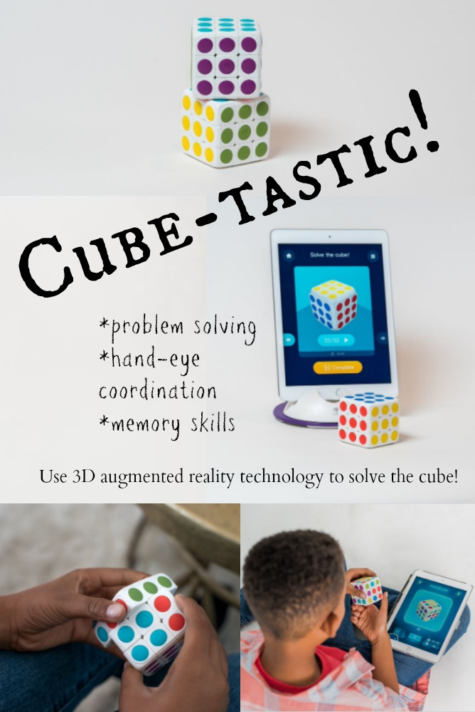 Cube-tastic! 3D Travel Cube Review