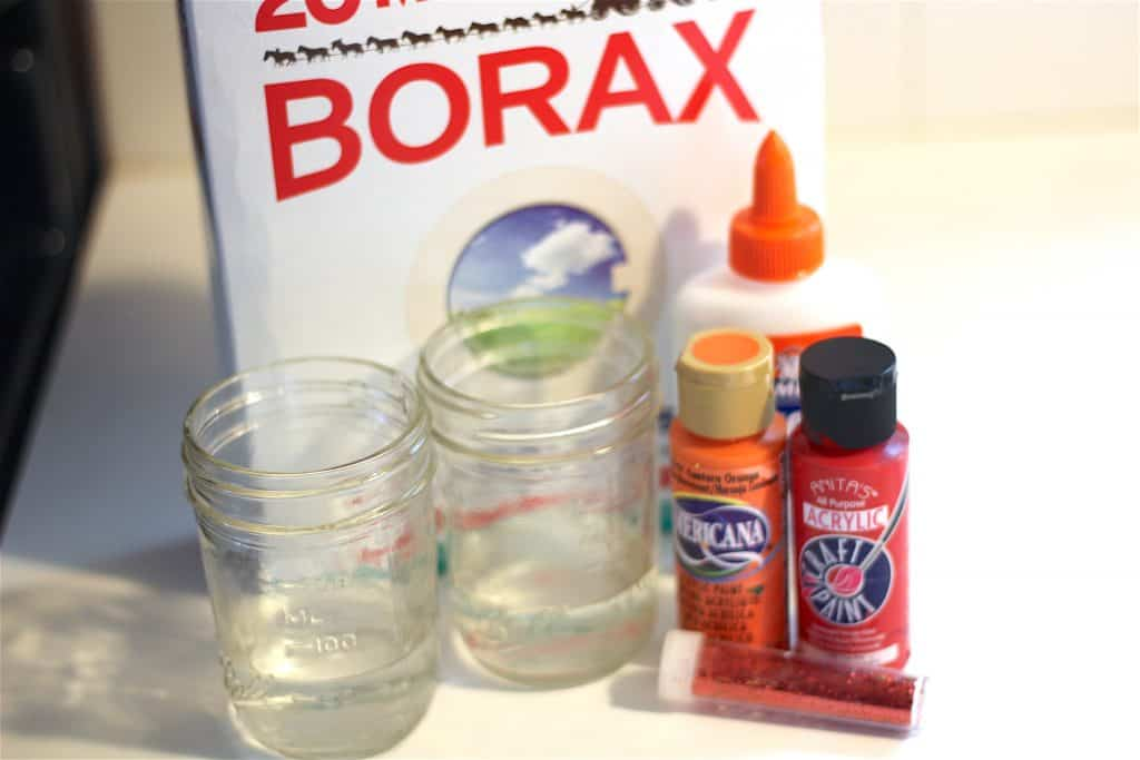 lava slime ingredients with elmer's glue
