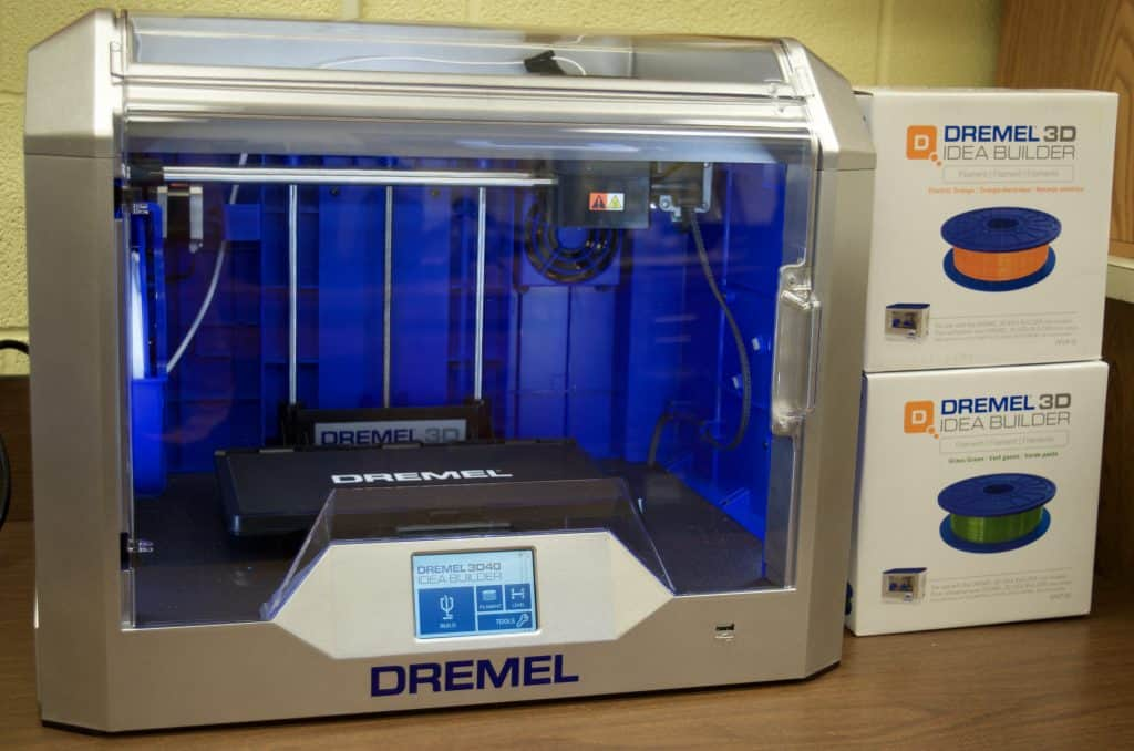 Dremel Idea Build 3D40 3D Printer