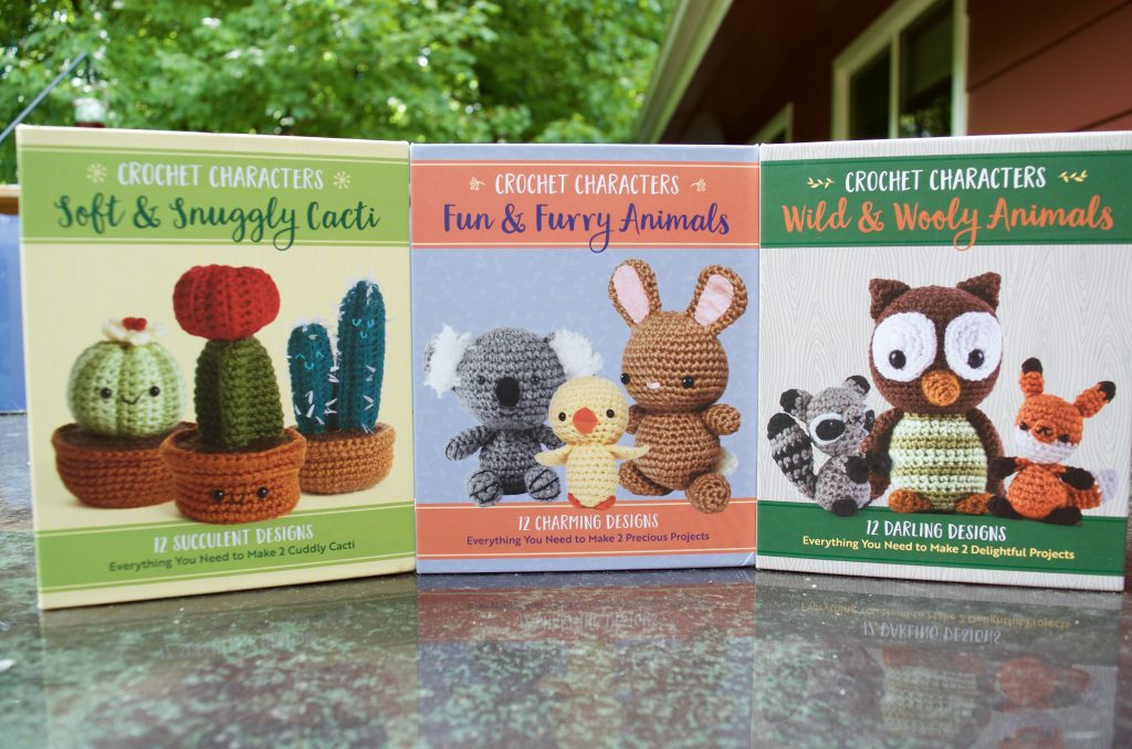 Crochet Cactus Amigurumi- Free Patterns - DIY 4 EVER | 678x1024