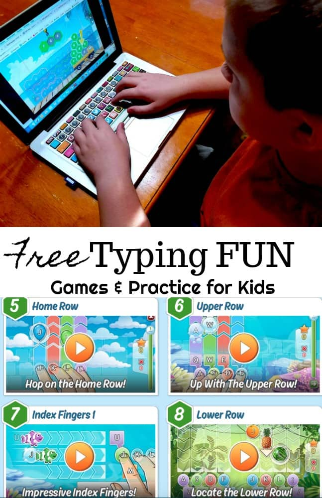 FREE Typing Program Resource for Teachers & Schools