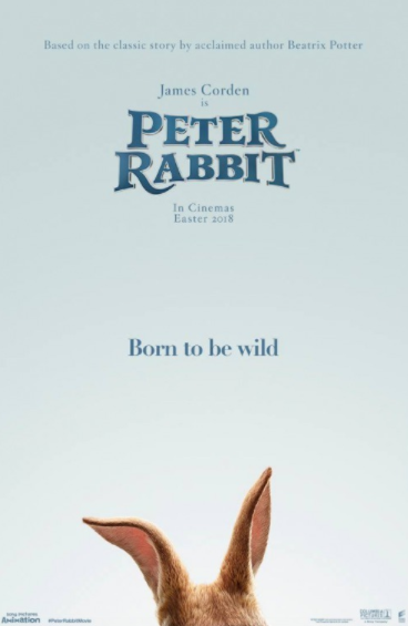 Peter Rabbit the Movie - Based on the Famous Beatrix Potter Book