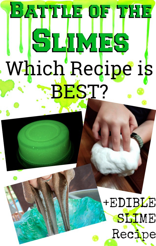 Battle of the Slime Recipes