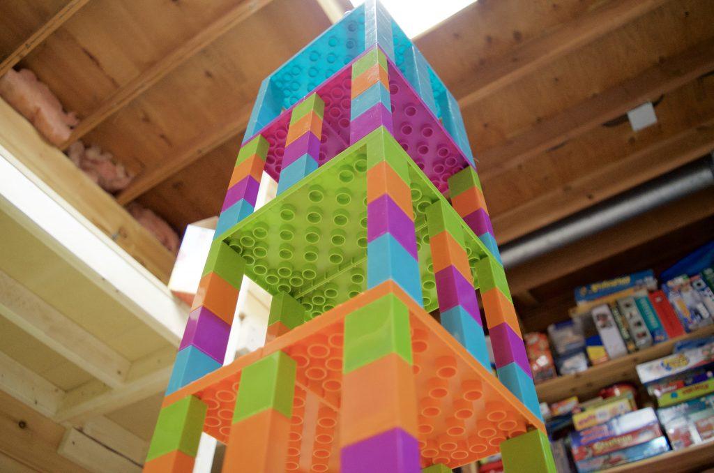 Brik Buster Tower Toppling Game Review
