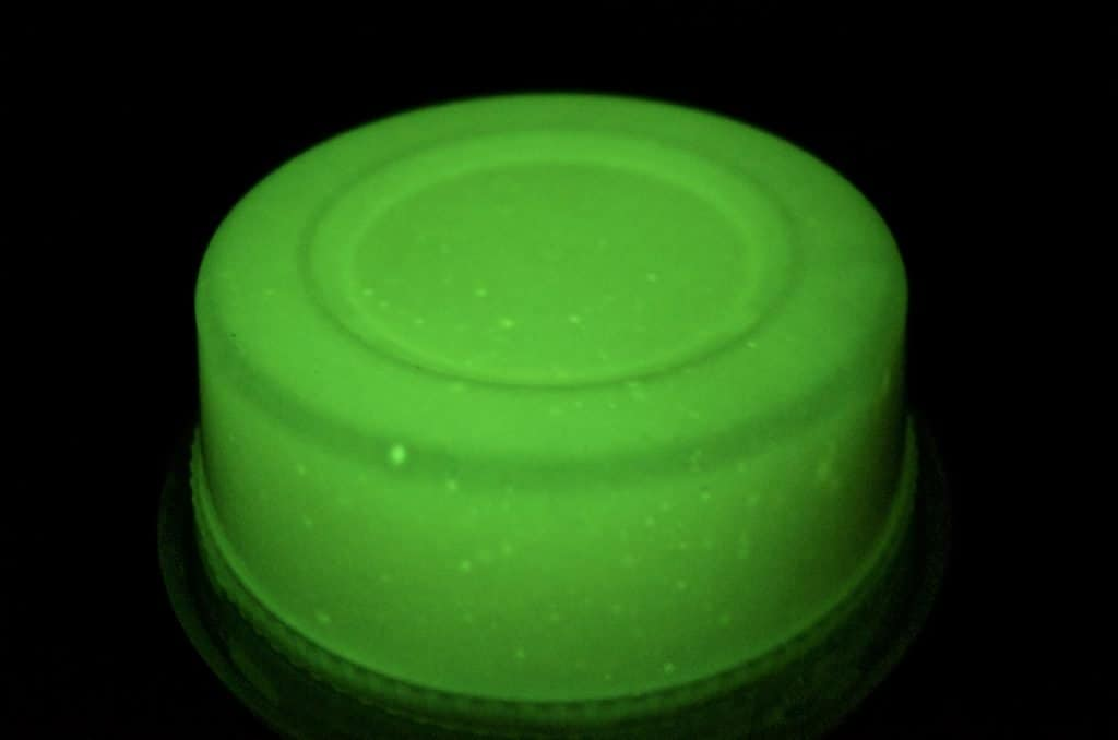 Glow in the Dark Slime Dough