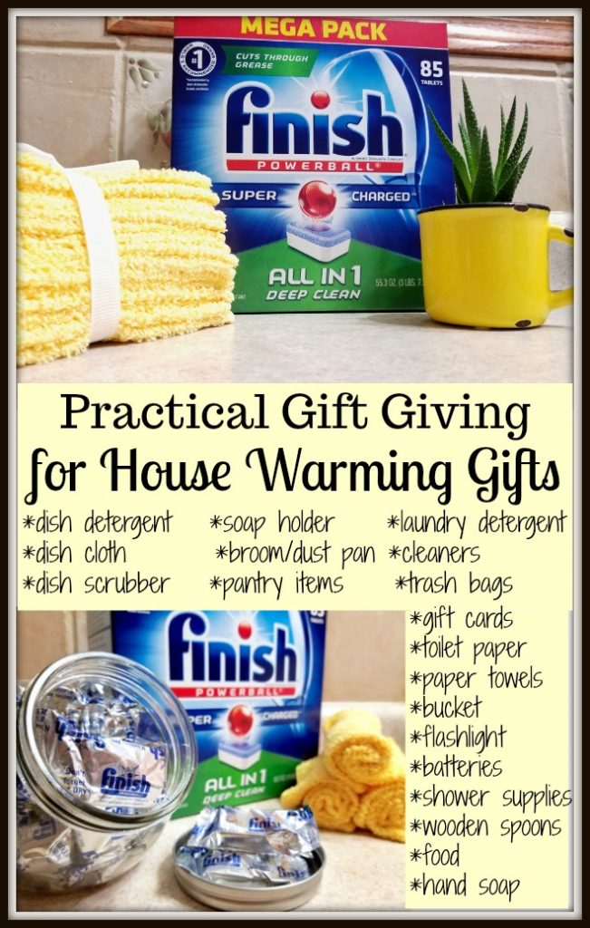 Practical gifts for thoughtful house warming gift ideas for Practical housewarming gift ideas