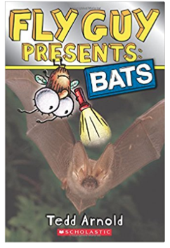 Fly Guys Presents Bats kids book