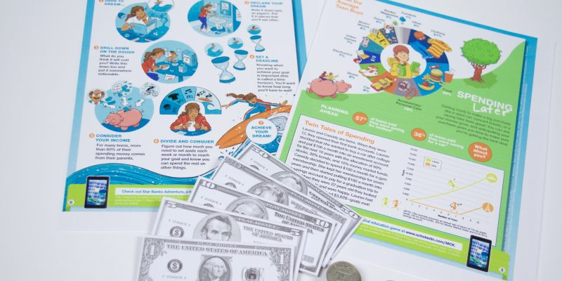 Money Confident Kids Magazine & Financial Literacy Resources