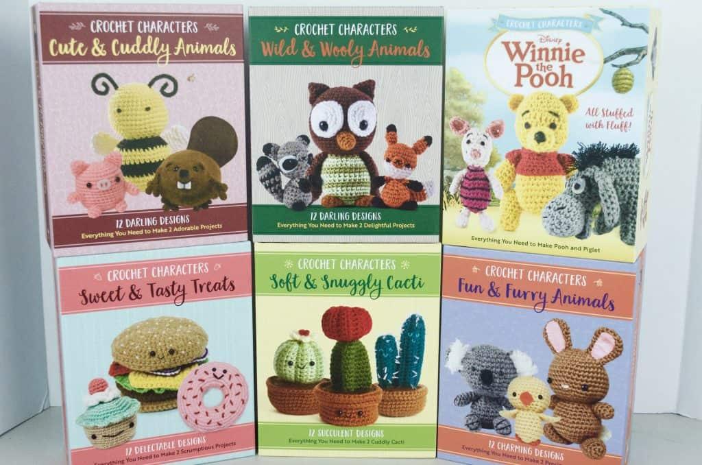 Crochet Gift Kits