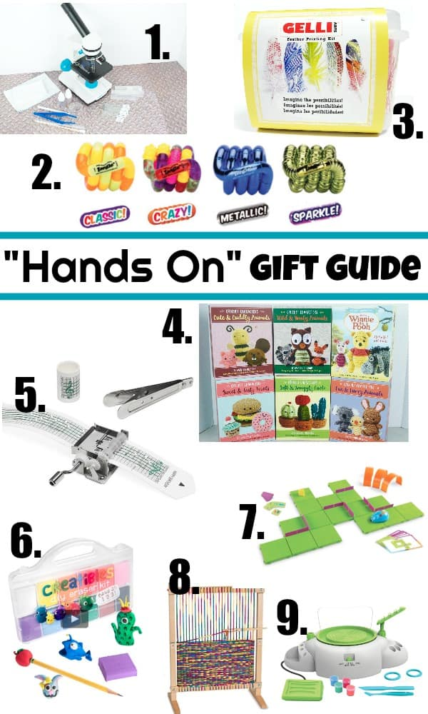 Hands On Gift Guide