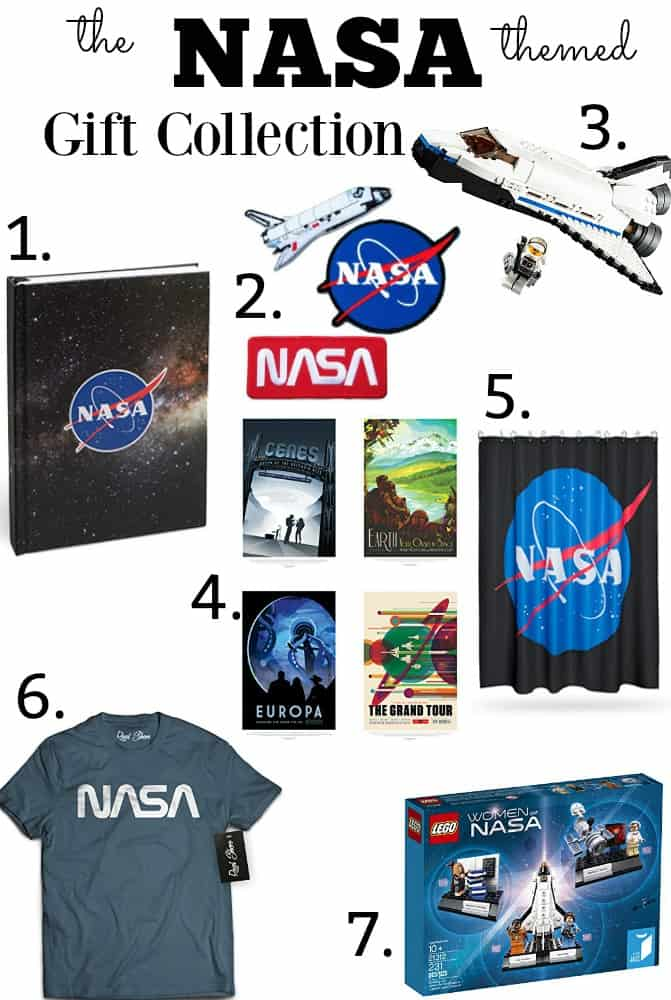 NASA space themed Gift Collection