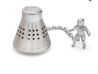Astronaut Space Pod Tea Infuser