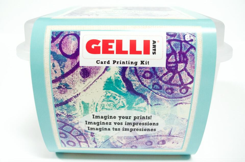 Gelli Arts Gel Printing Plates Kit