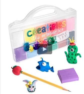Make Your Own Eraser Kit