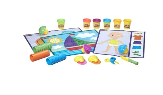 Play-Doh Texture and Tools sensory gift for kids