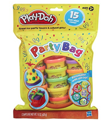 Play doh party pack - non food classroom party prize