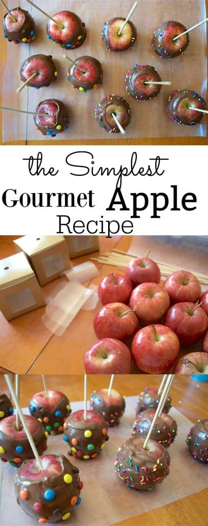 the Simplest Gourmet Apple Recipe