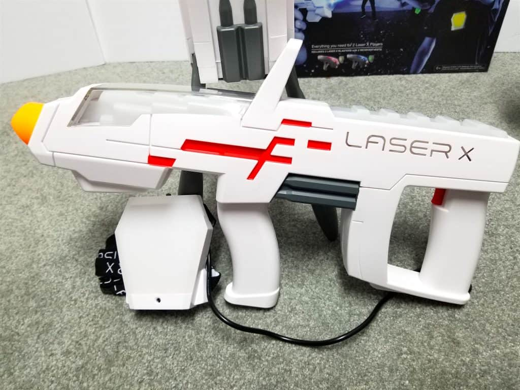 The Best Complete Laser Tag Set for Kids with NEW Add Ons!