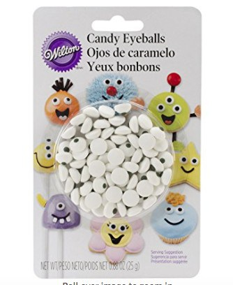 Wilton Candy Eyes for baking