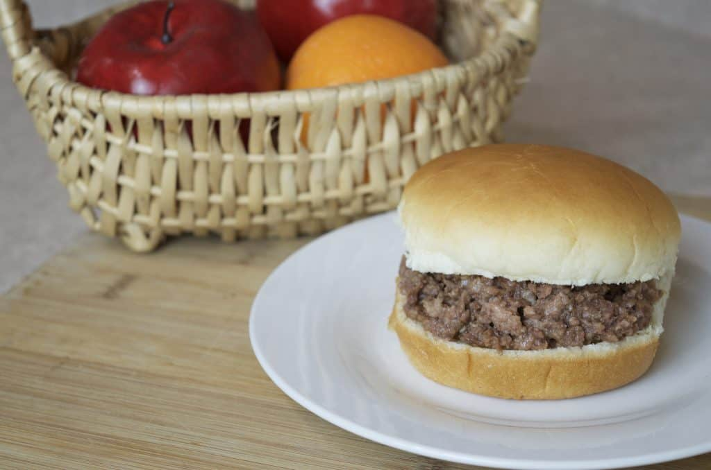 Slow Cooker Recipe: Loose Meat Crumble Burgers Recipe -Quick Dinner