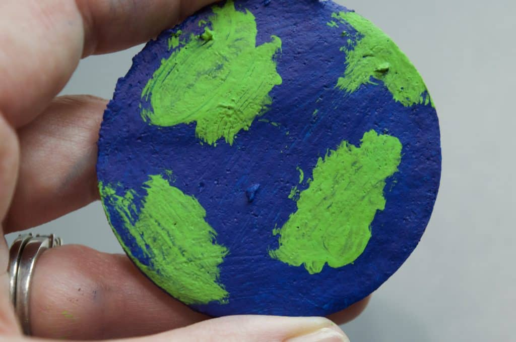 Earth Day salt dough recipe activity