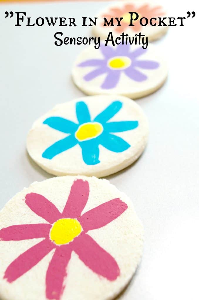 Salt Dough Recipe: Flower in my Pocket (Mother's Day Activity)