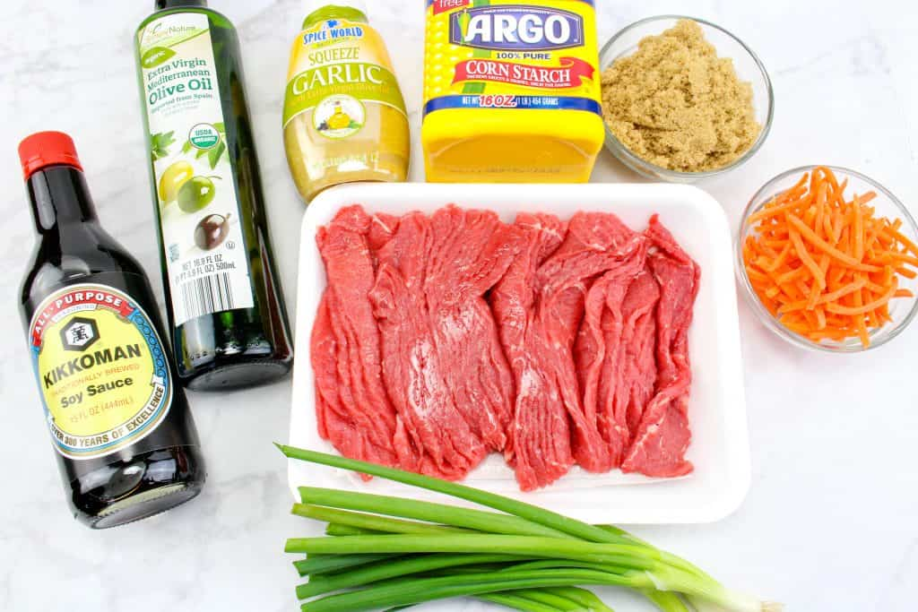 Slow Cooker Recipe: Mongolian Beef Dinner - Quick Meals for After School