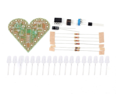 LED Heart Kit