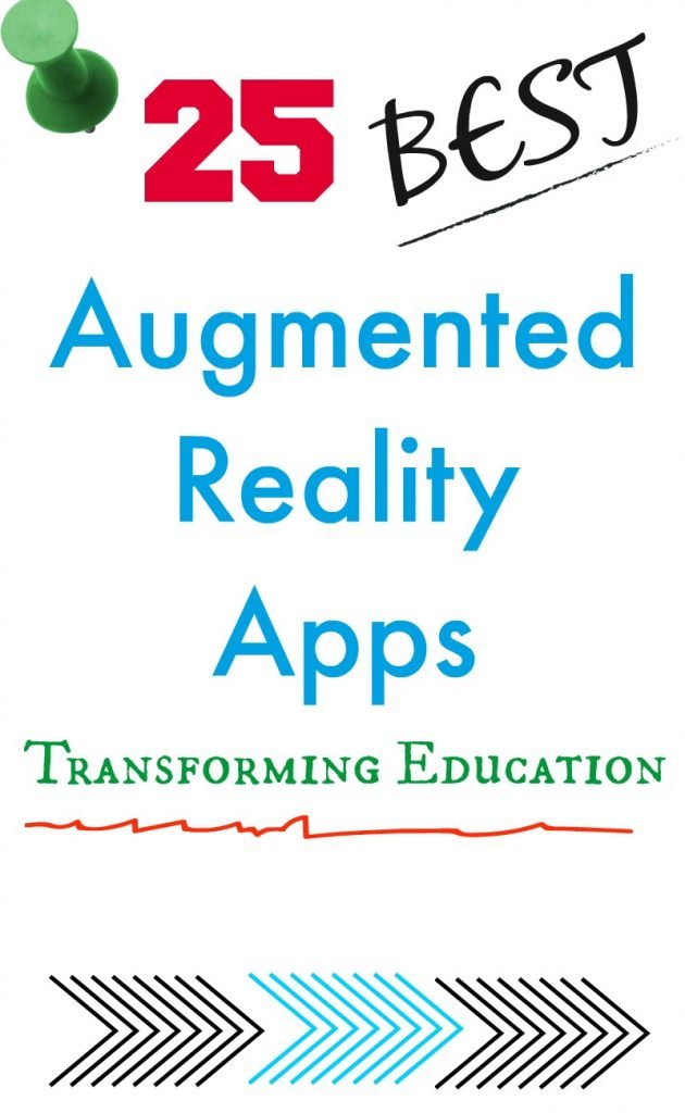 Augmented Reality Apps list