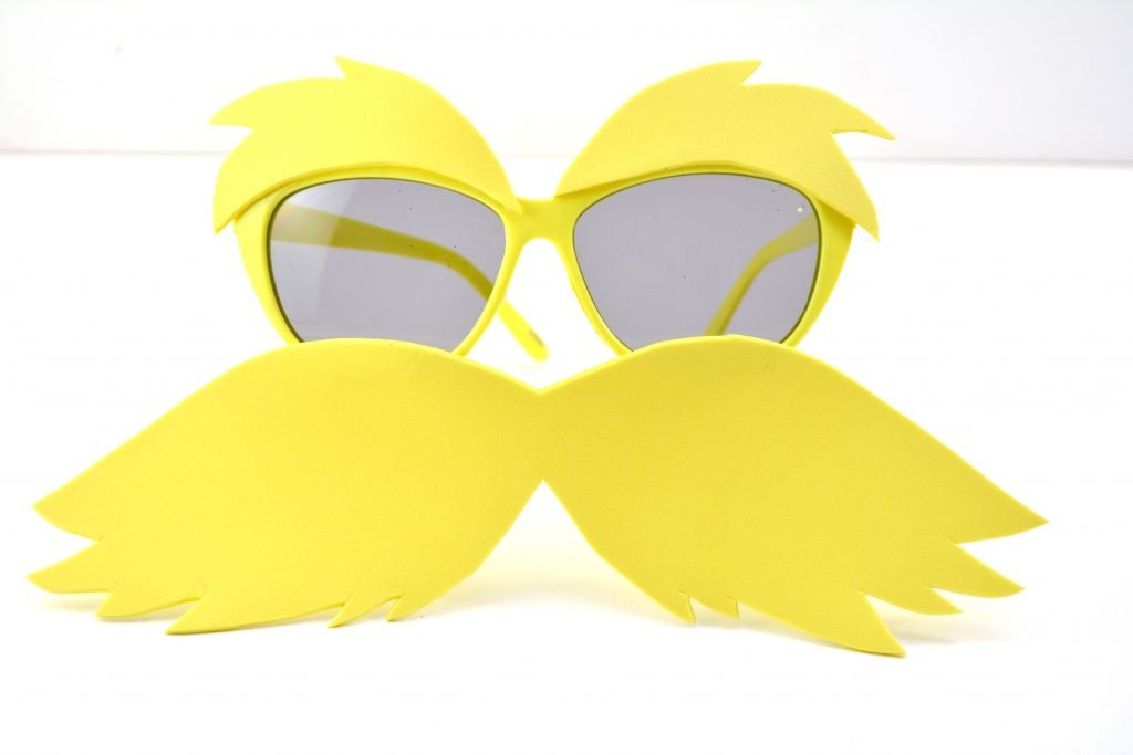It's just an image of Exhilarating Printable Lorax Mustache and Eyebrows