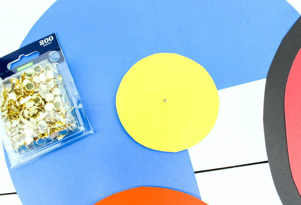 paper craft for science lesson layers of earth