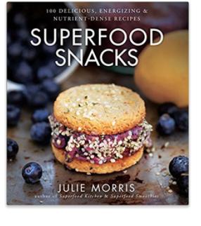 Superfood Snacks Cookbook of Recipes