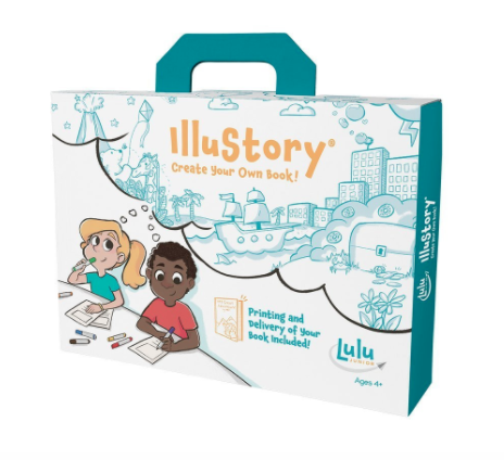 Illustrate your own story book kit
