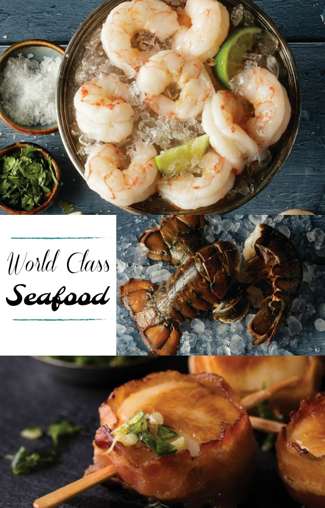 Fresh Frozen World Port Seafood by Omaha Steaks Giveaway