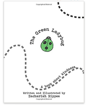 The Green Ladybug book of kindness