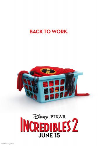 Disney / Pixar Exclusive Insider Access to the Incredibles 2 Movie